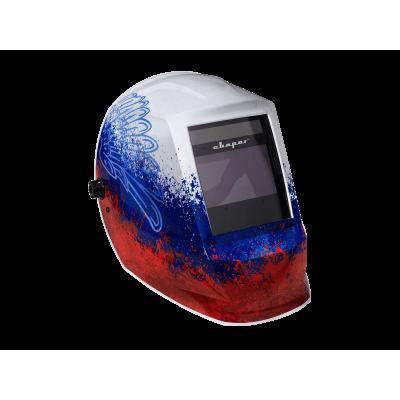 Сварочная маска Сварог AS-4001F TRUE COLOR ПАТРИОТ